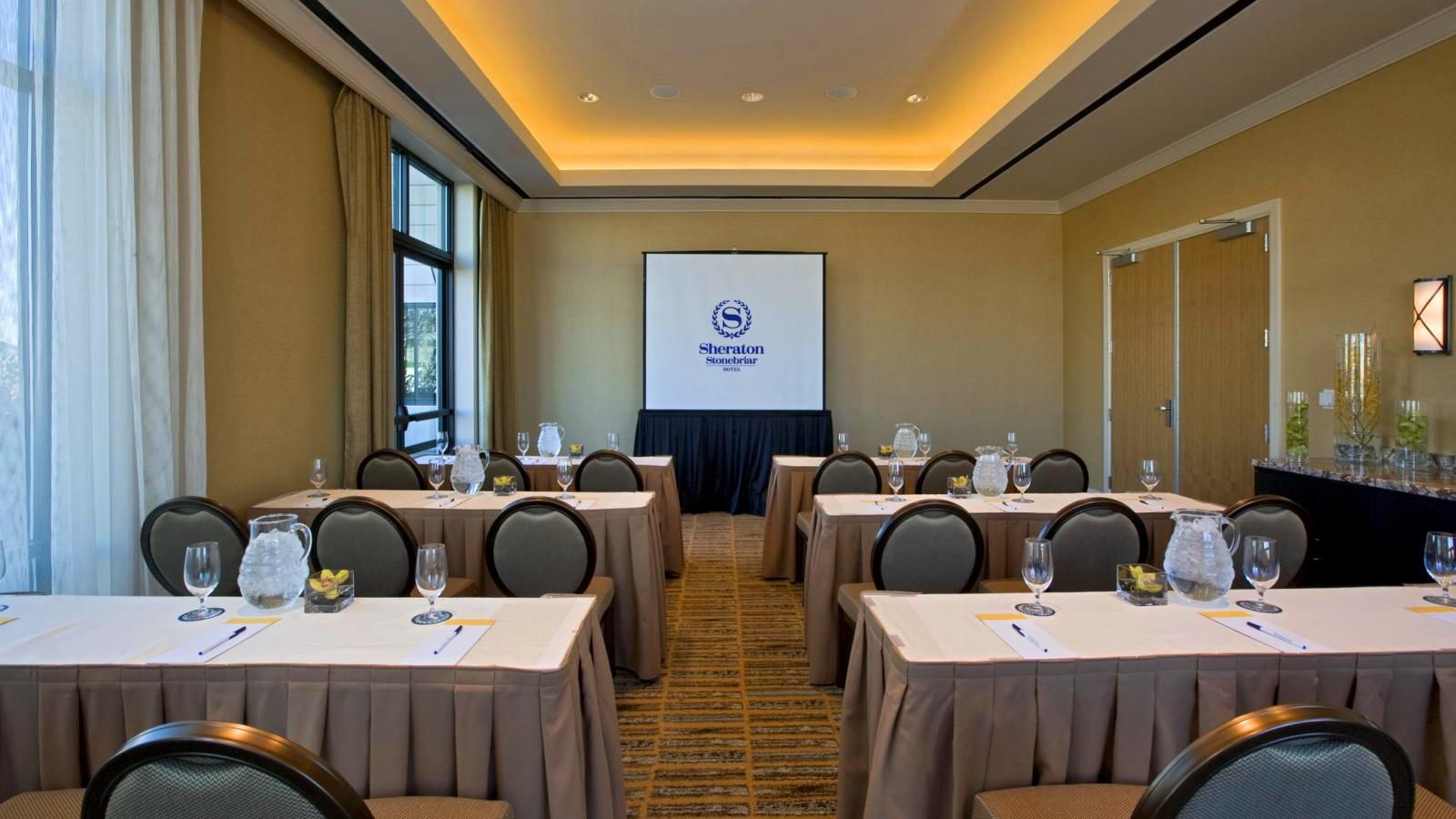 Sheraton Stonebriar Hotel - Meeting Space