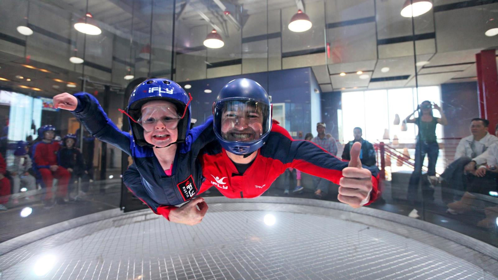 Image Courtesy of iFLY Dallas